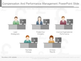 Compensation And Performance Management Powerpoint Slide