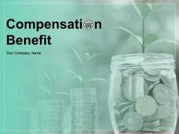 Compensation Benefit Powerpoint Presentation Slides