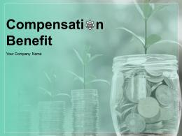 Compensation Benefit Powerpoint Presentation Slides
