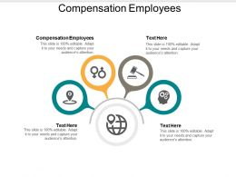 Compensation Employees Ppt Powerpoint Presentation File Design Ideas Cpb