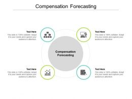 Compensation Forecasting Ppt Powerpoint Presentation Outline Gallery Cpb