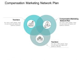 Compensation Marketing Network Plan Ppt Powerpoint Presentation Icon File Formats Cpb
