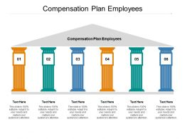 Compensation Plan Employees Ppt Powerpoint Presentation Outline Styles Cpb