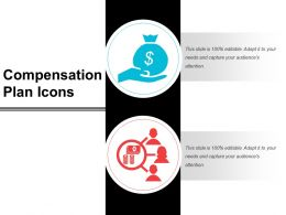 Compensation Plan Icons
