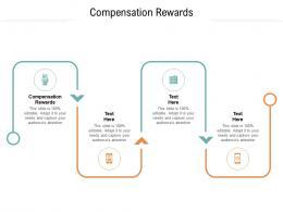 Compensation Rewards Ppt Powerpoint Presentation File Layout Cpb