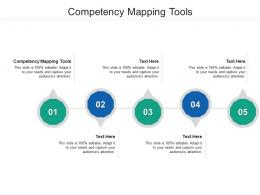 Competency Mapping Tools Ppt Powerpoint Presentation Inspiration Deck Cpb