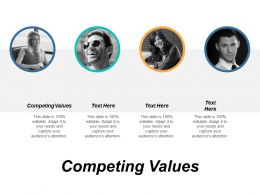 Competing Values Ppt Powerpoint Presentation Professional Example Introduction Cpb