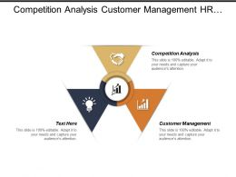 Competition Analysis Customer Management Hr Solutions Market Development