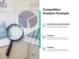 Competition Analysis Example Ppt Powerpoint Presentation Summary Structure Cpb