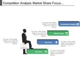 Competition Analysis Market Share Focus Management Determined Key Issues