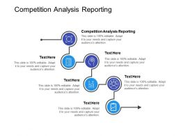 Competition Analysis Reporting Ppt Powerpoint Presentation Summary Layout Ideas Cpb
