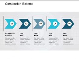 Competition Balance Ppt Powerpoint Presentation Slides Images Cpb