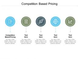 Competition Based Pricing Ppt Powerpoint Presentation Summary Design Ideas Cpb