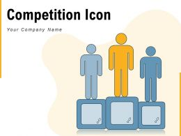 Competition Icon Candidates Analysis Business Contestant Executive
