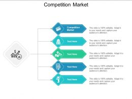 Competition Market Ppt Powerpoint Presentation Styles Graphics Pictures Cpb