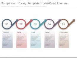 Competition Pricing Template Powerpoint Themes