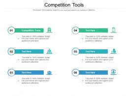 Competition Tools Ppt Powerpoint Presentation Ideas Portfolio Cpb