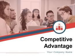 Competitive Advantage Business Leadership Comparison Competitors Operational Effectiveness