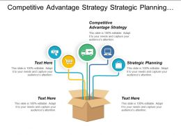 Competitive Advantage Strategy Strategic Planning Implementing Change Strategies Cpb