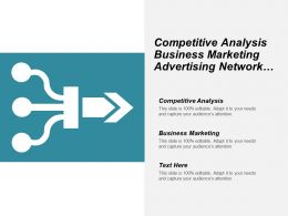 Competitive Analysis Business Marketing Advertising Network Marketing Project Analysis Cpb
