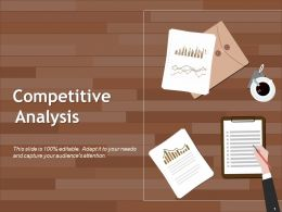 Competitive Analysis Powerpoint Slide Themes