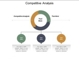 Competitive Analysis Ppt Powerpoint Presentation File Clipart Images Cpb