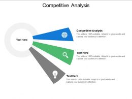 Competitive Analysis Ppt Powerpoint Presentation Outline Graphics Design Cpb