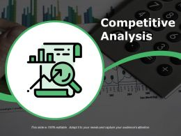 Competitive Analysis Ppt Slides Download