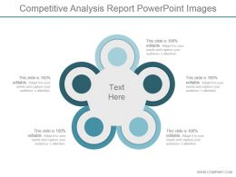 Competitive Analysis Report Powerpoint Images