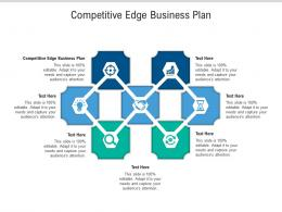 Competitive Edge Business Plan Ppt Powerpoint Presentation Outline Professional Cpb