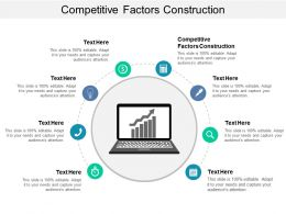 Competitive Factors Construction Ppt Powerpoint Presentation Slides Sample Cpb