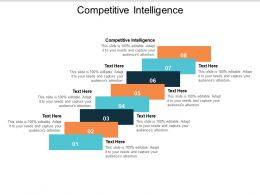 Competitive Intelligence Ppt Powerpoint Presentation Styles Background Images Cpb