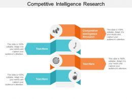 Competitive Intelligence Research Ppt Powerpoint Presentation Summary Slides Cpb