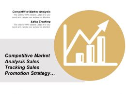 Competitive Market Analysis Sales Tracking Sales Promotion Strategy