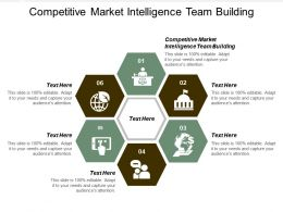 Competitive Market Intelligence Team Building Ppt Powerpoint Presentation Infographic Template Picture Cpb