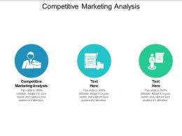 Competitive Marketing Analysis Ppt Powerpoint Presentation Pictures Microsoft Cpb