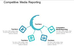 Competitive Media Reporting Ppt Powerpoint Presentation Pictures Graphics Cpb