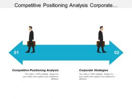 Competitive Positioning Analysis Corporate Strategies Business Strategy Implementation Cpb