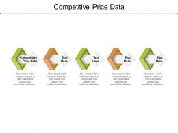 Competitive Price Data Ppt Powerpoint Presentation Ideas Layout Ideas Cpb