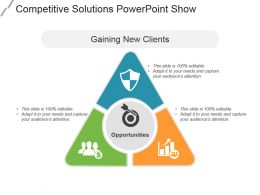 Competitive Solutions Powerpoint Show