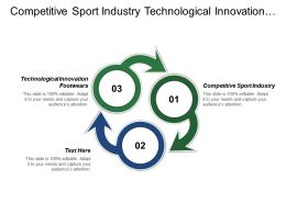 Competitive Sport Industry Technological Innovation Foot Wears Distinctive Marketing