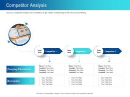 Competitor Analysis Founded Ppt Powerpoint Presentation Slides Graphics