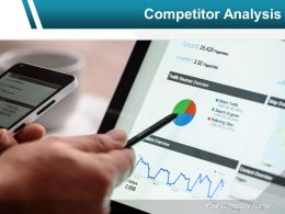 Competitor Analysis Powerpoint Presentation Slides