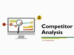 Competitor Analysis Templates Our Competitors Losing Market Gaining Market