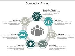 Competitor Pricing Ppt Powerpoint Presentation Summary Icons Cpb
