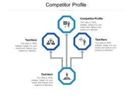 Competitor Profile Ppt Powerpoint Presentation Professional Icon Cpb