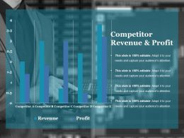 Competitor Revenue And Profit Ppt File Microsoft