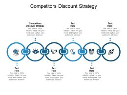 Competitors Discount Strategy Ppt Powerpoint Presentation Model Example File Cpb