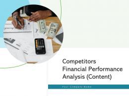 Competitors Financial Performance Analysis Content Cash Flow Sale Market Share
