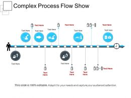 Complex Process Flow Template Ppt Sample Presentations